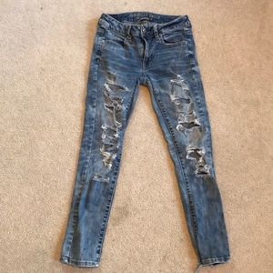 Size small American Eagle jeans